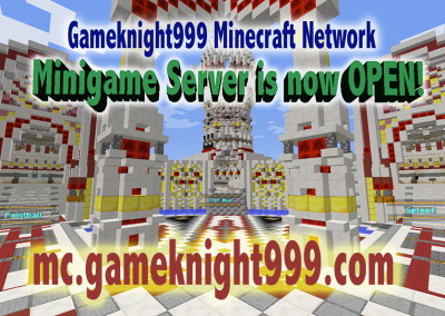 minigame server open 20151011